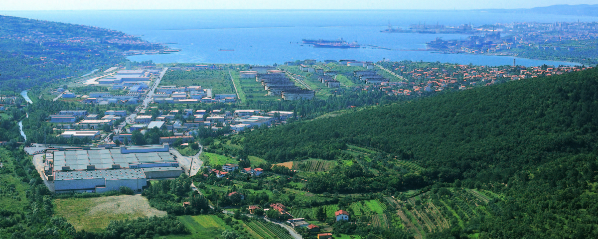 Industrial Zone of Trieste